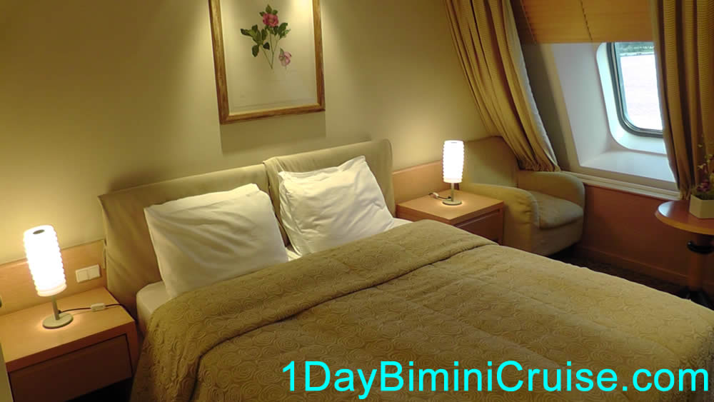 1 day Bimini cabin