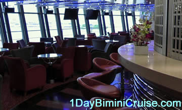 1 day Bimini cruise sports bar