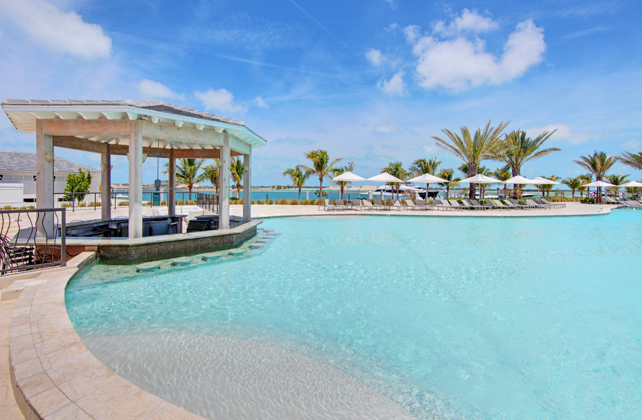 one of 2 Bimini Bay Resort and Marina Pools